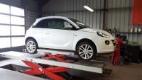 Entretien  vidange Opel Adam