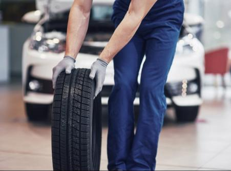 Changement de pneus Caen