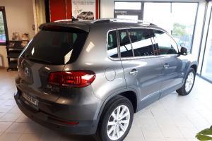 Volkswagen tiguan tdi 150 4 motion carat 2016