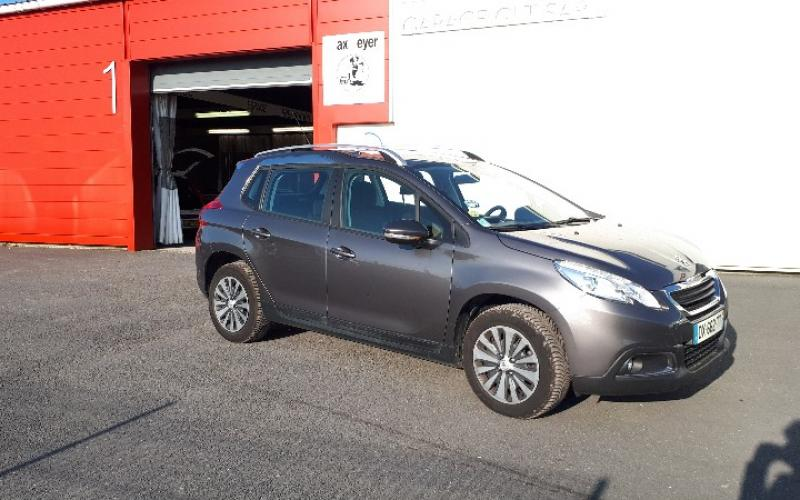 PEUGEOT 2008 ACTIVE BUSINESS 1.6 HDI 100CH GLT THAON